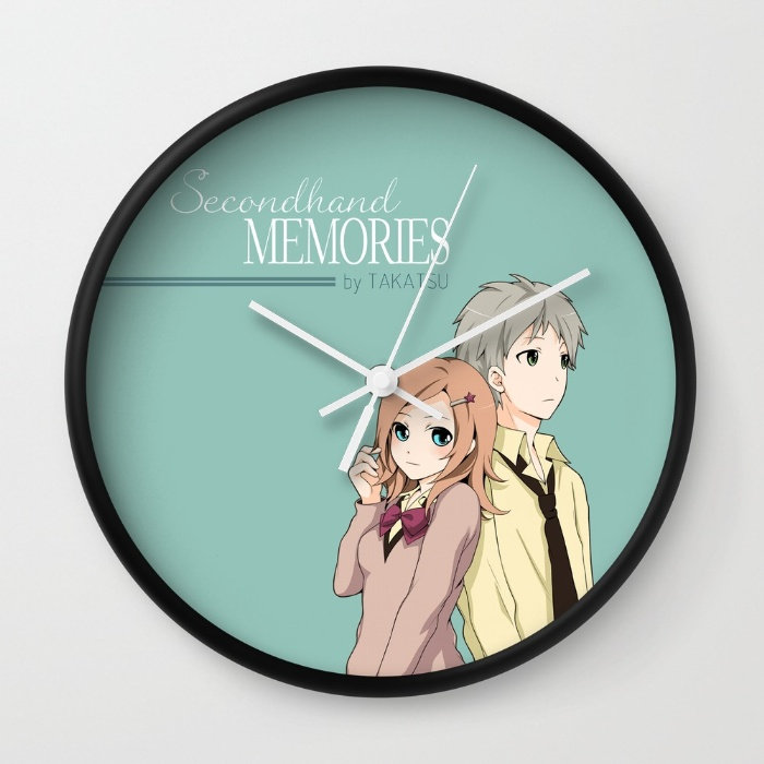 Secondhand Memories Wall Clock Takatsu Official Site